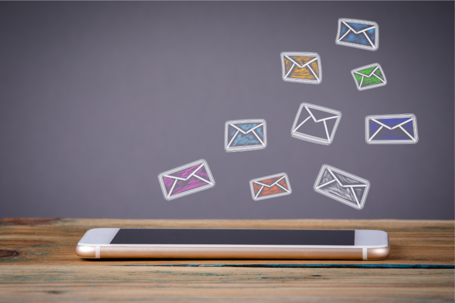 4 steps to email marketing